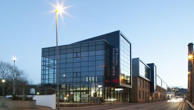 3M buckley innovation centre