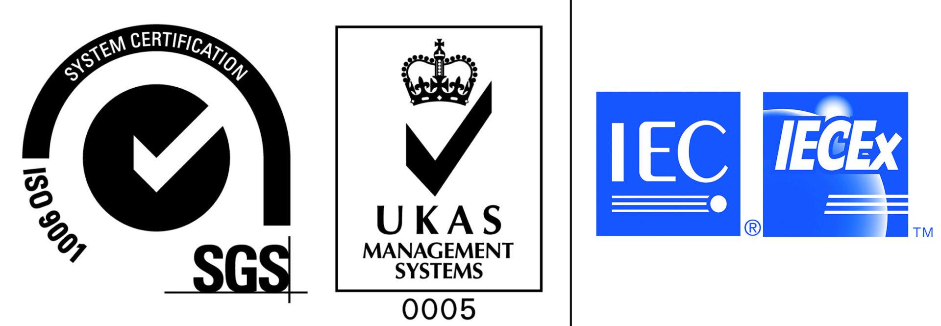 ISO & QAR logo